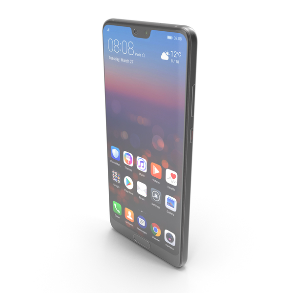 Huawei P20 Twilight PNG & PSD Images