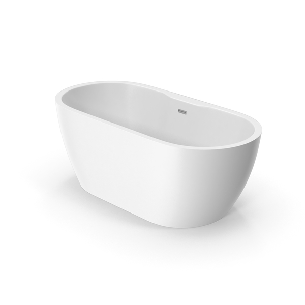 Hudson Reed Freestanding Bathtub PNG & PSD Images