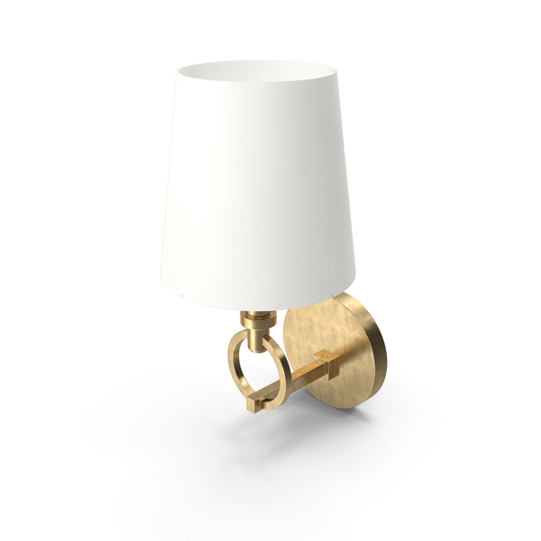Hudson Valley Malibu 12 12 High Aged Brass Wall Sconce PNG & PSD Images