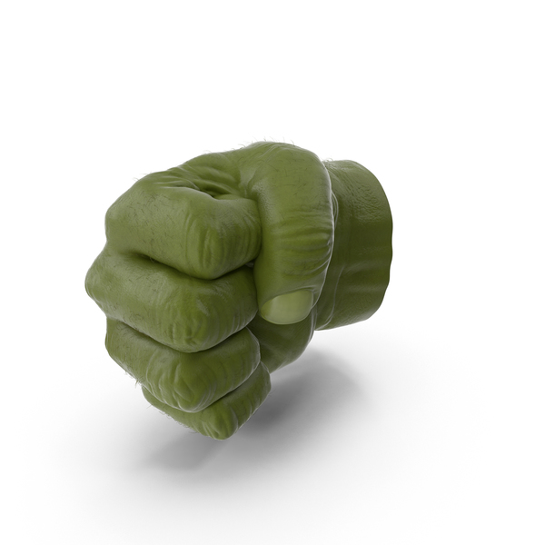 Hulk Fist PNG & PSD Images