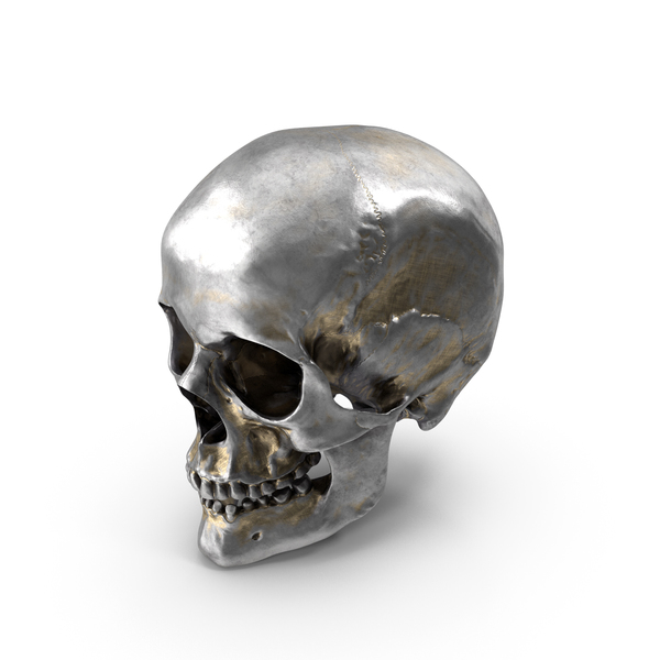 Human Skull Iron Giant PNG & PSD Images