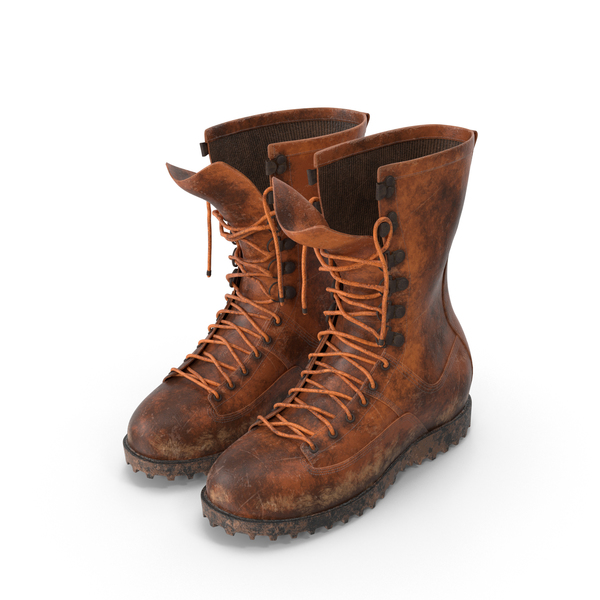 Hunting Boots PNG & PSD Images
