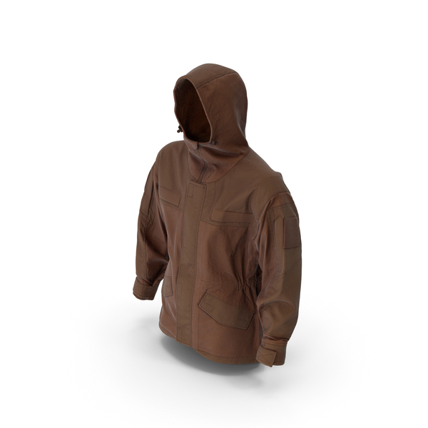 Hunting Jacket Brown PNG & PSD Images