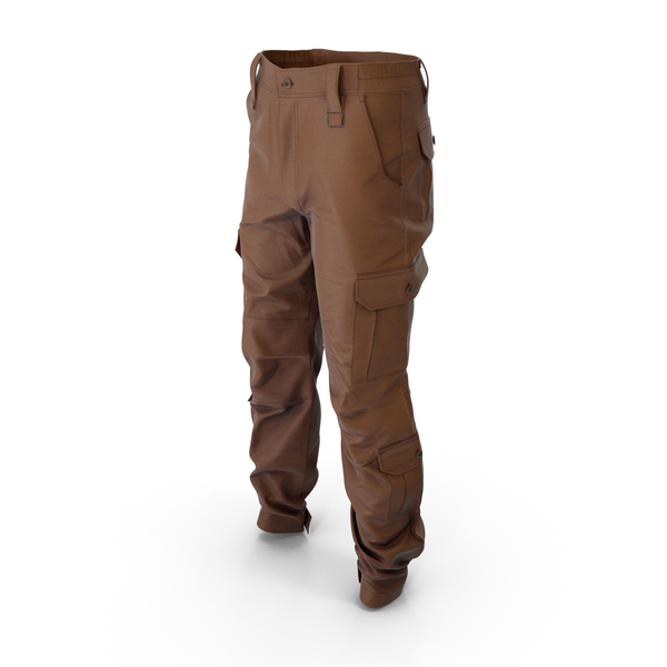 Hunting Pants Brown PNG & PSD Images