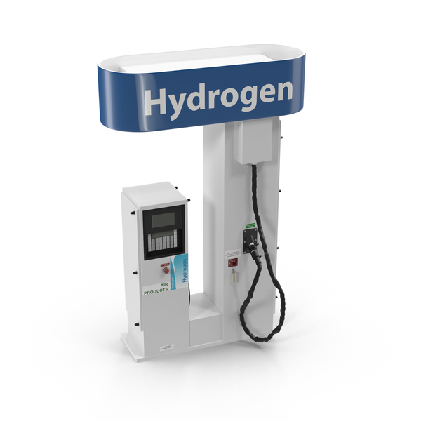Car Charger: Hydrogen Station PNG & PSD Images