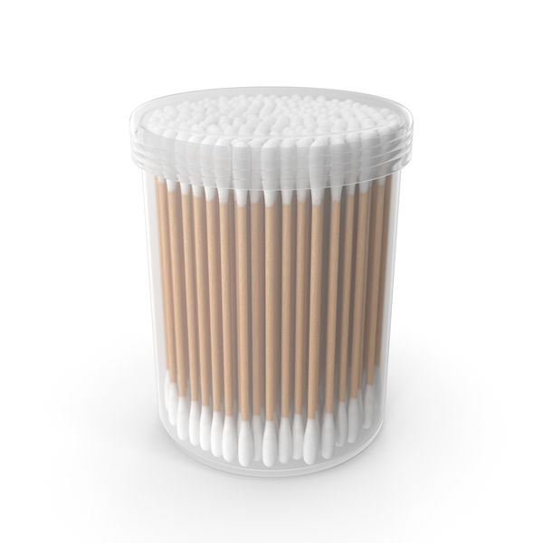 Hygienic Cotton Swabs PNG & PSD Images