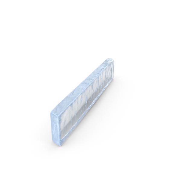 Ice Backslash Symbol Object