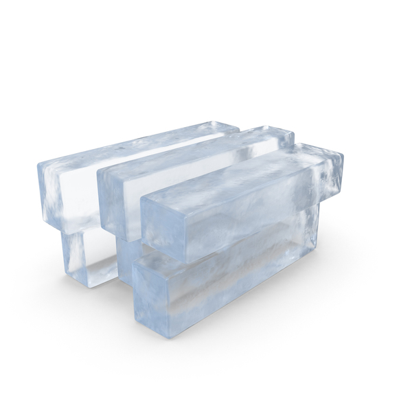 Ice Blocks Stack Object