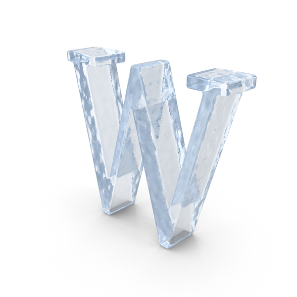 ICE Capital Letter W PNG & PSD Images
