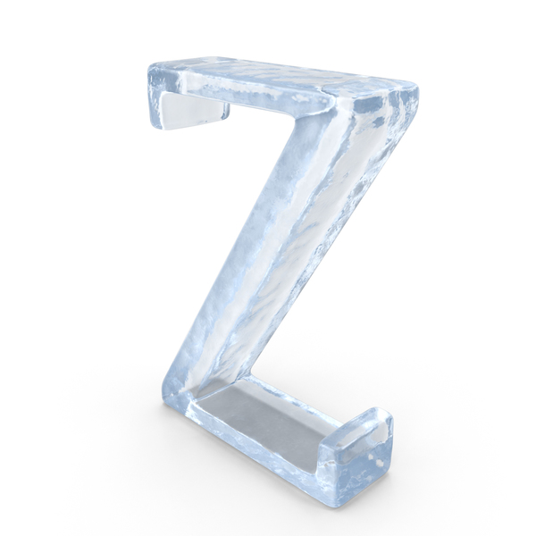 ICE Capital Letter Z PNG & PSD Images