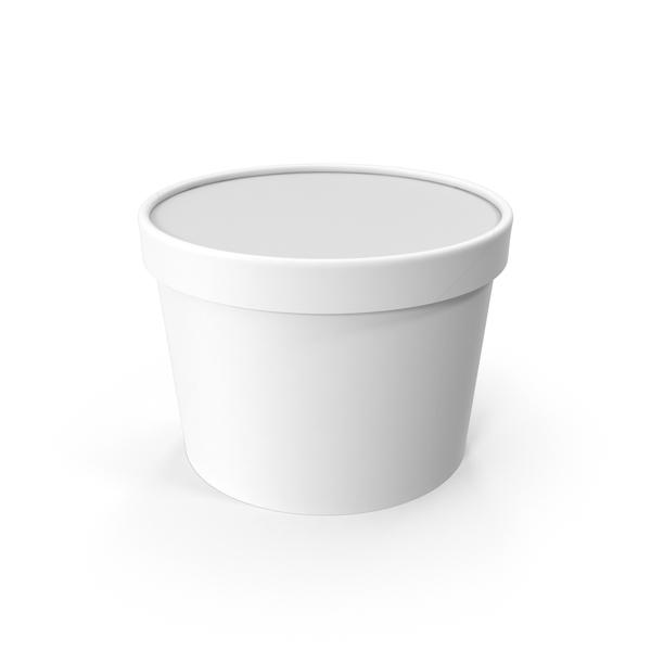 Ice Cream Gallon Object