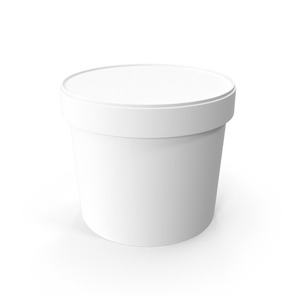 Ice Cream Tub PNG & PSD Images
