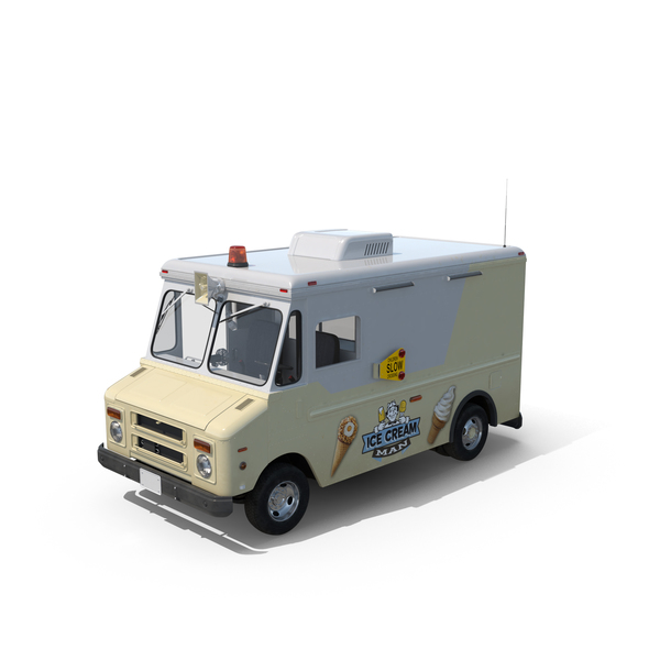 Ice Cream Van PNG & PSD Images