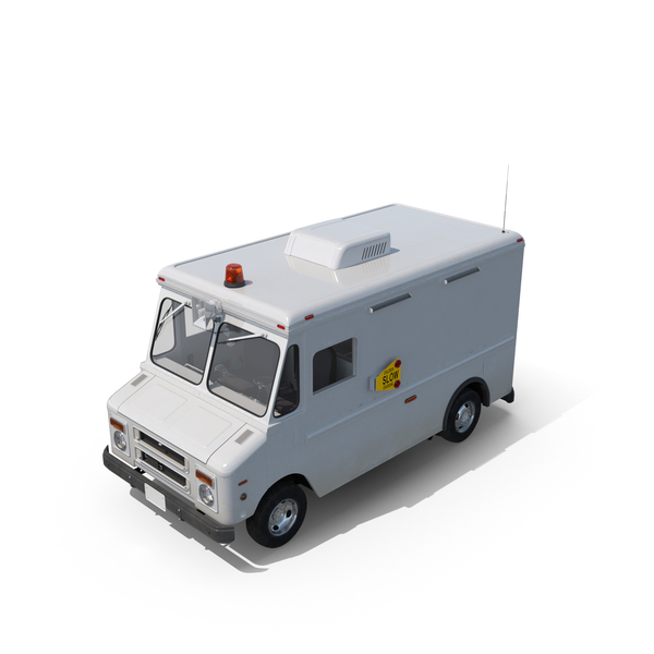 Truck: Ice Cream Van PNG & PSD Images