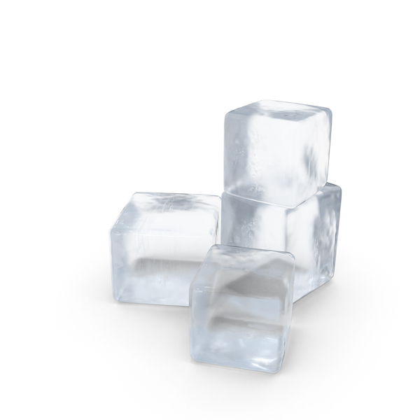 Ice Cubes Object