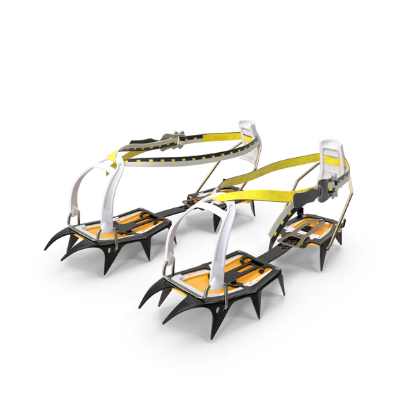 Ice Grippers Walking Crampons PNG & PSD Images