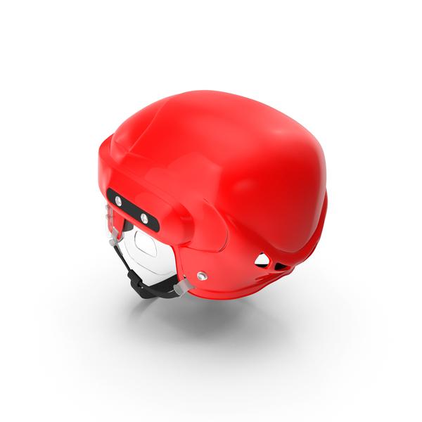Ice Hockey Helmet Generic PNG & PSD Images