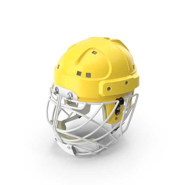 Ice Hockey Helmet Protective Mask PNG & PSD Images