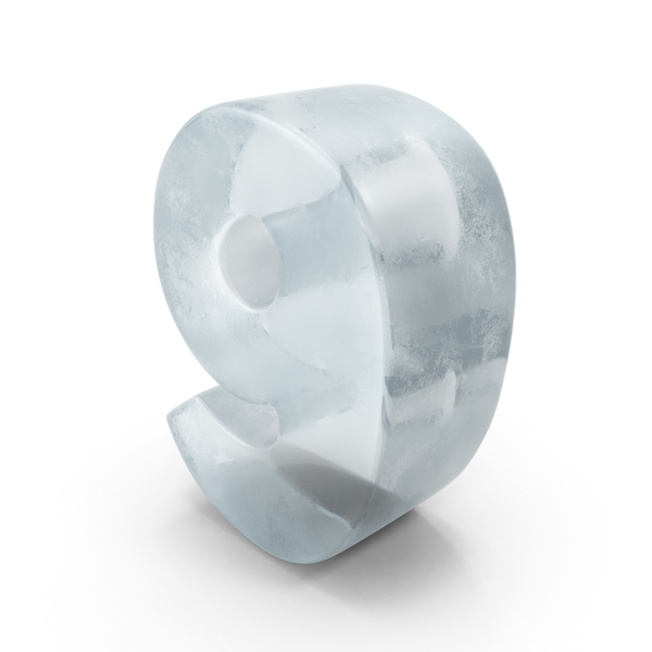 Ice Number 9 PNG & PSD Images