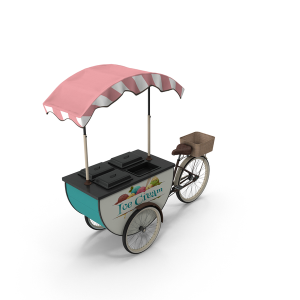 Icecream Cart PNG & PSD Images