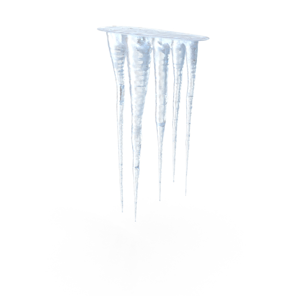 Icicles PNG & PSD Images
