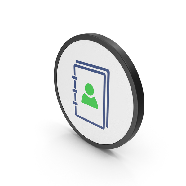 Computer: Icon Address Book PNG & PSD Images