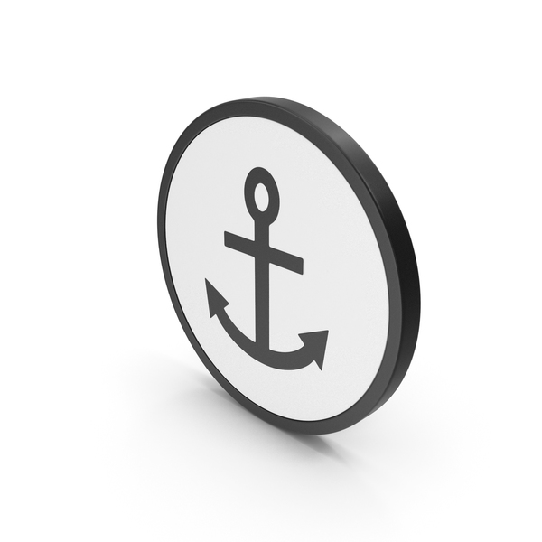 Industrial Equipment: Icon Anchor PNG & PSD Images
