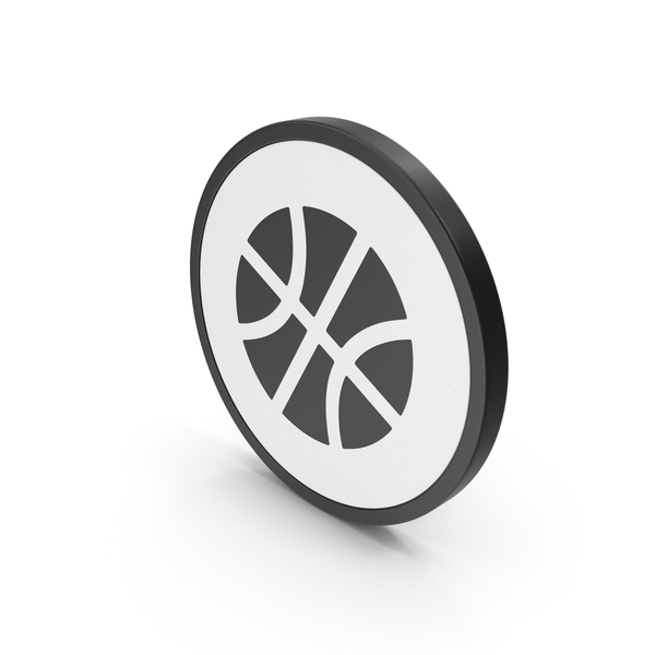 Computer: Icon Basketball PNG & PSD Images