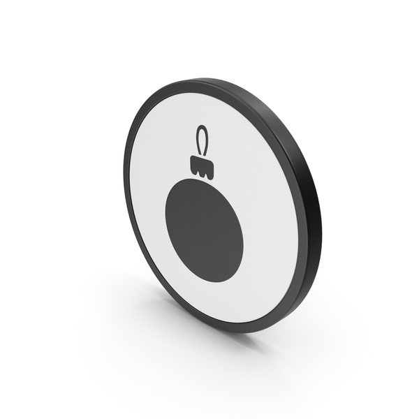 Icon Christmas Ornament PNG & PSD Images