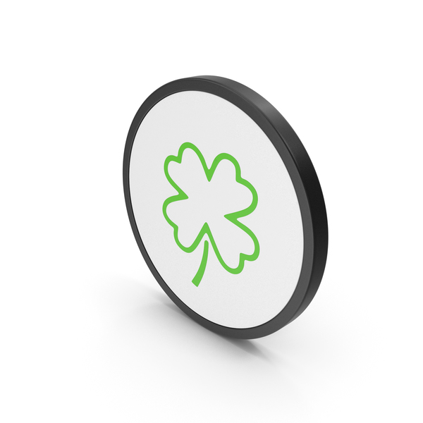 Icon Clover Green PNG & PSD Images