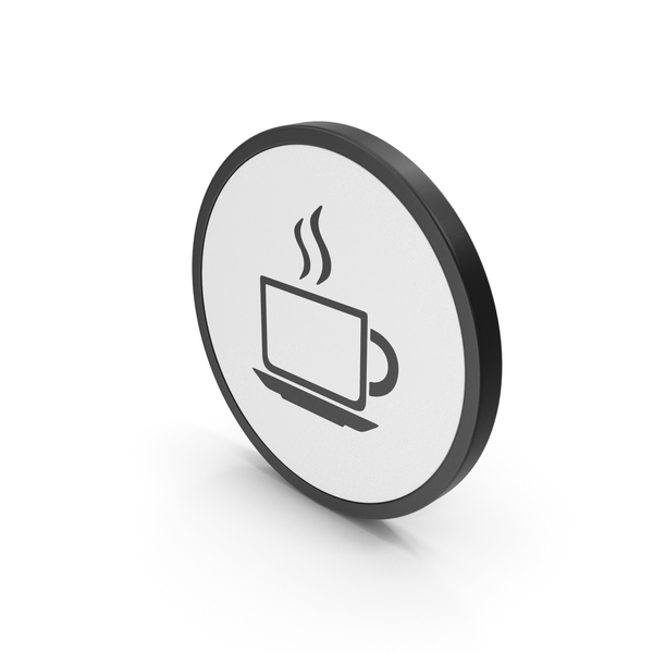 Computer: Icon Coffee Cup PNG & PSD Images