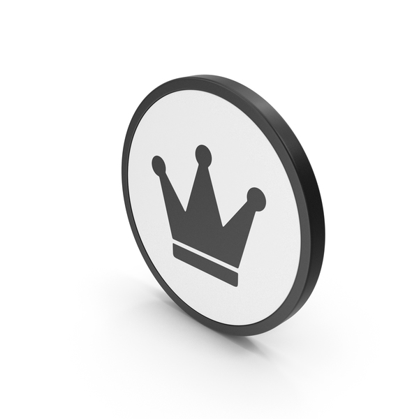 Symbols: Icon Crown PNG & PSD Images