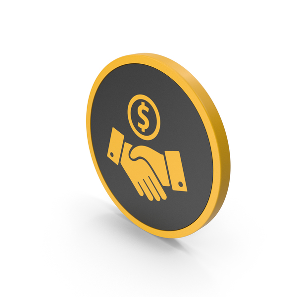 Computer: Icon Deal Yellow PNG & PSD Images