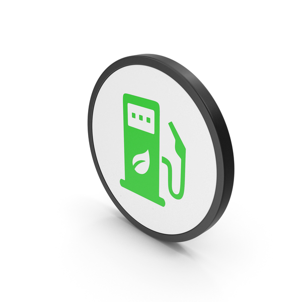 Computer: Icon Eco Station Green PNG & PSD Images