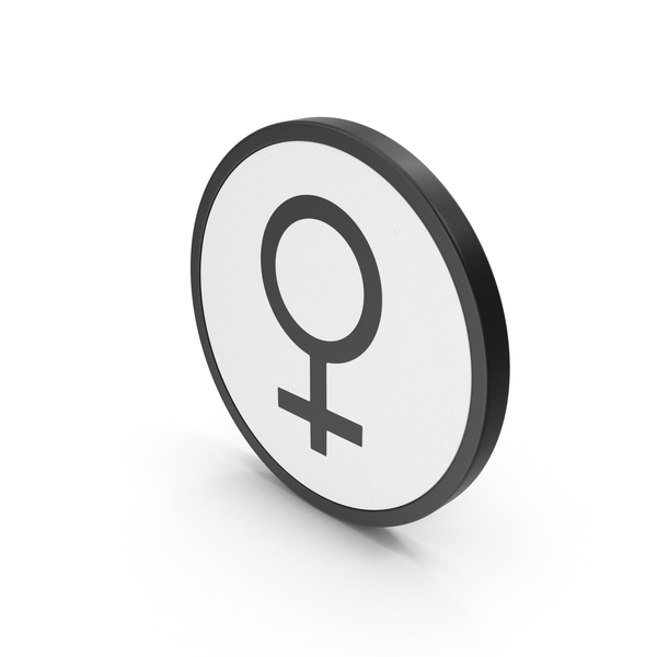 Symbol: Icon Female PNG & PSD Images