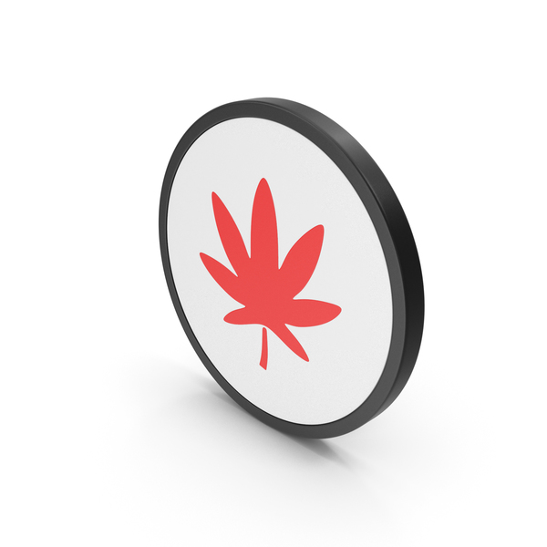 Computer: Icon Ganja Red PNG & PSD Images