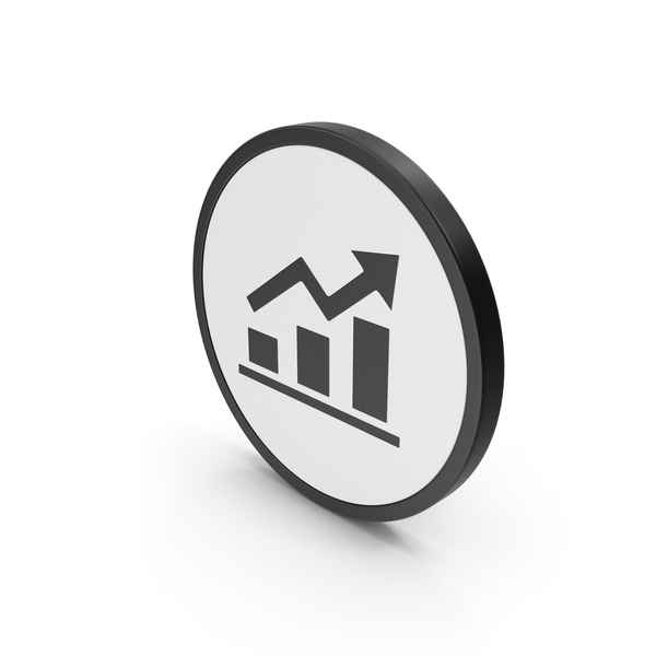 Icon Graph Chart PNG & PSD Images