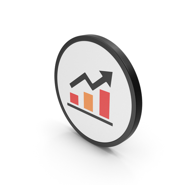 Line: Icon Graph Chart PNG & PSD Images