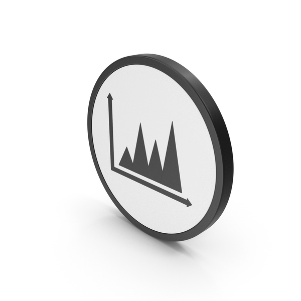 Pie: Icon Graph Chart PNG & PSD Images