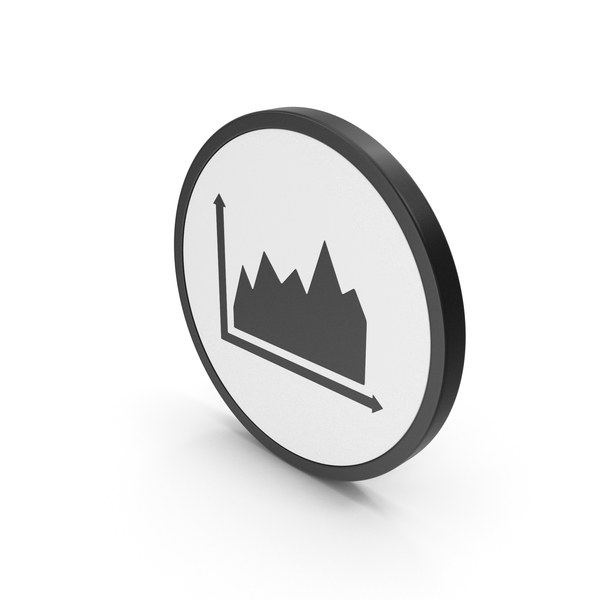 Logo: Icon Graph PNG & PSD Images