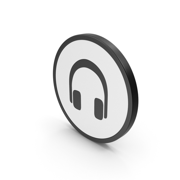 Icon Headphones PNG & PSD Images