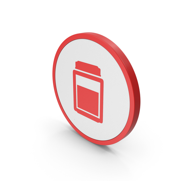 Logo: Icon Jar Red PNG & PSD Images
