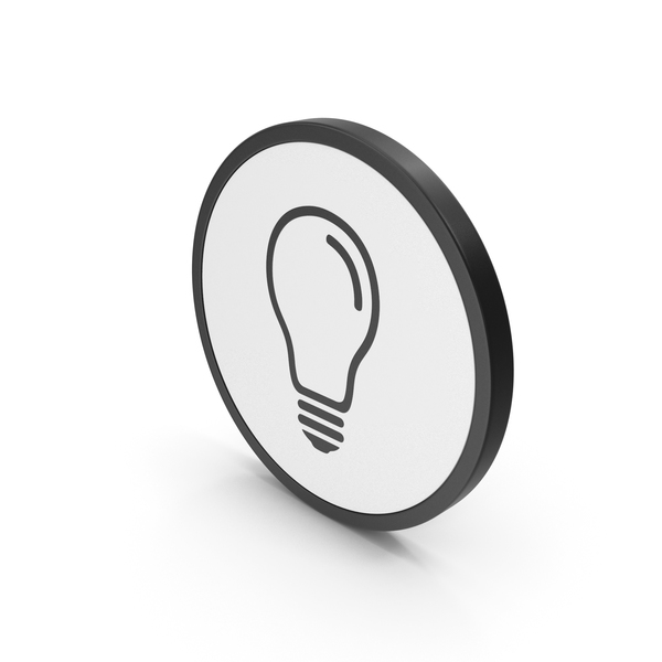 Logo: Icon Light Bulb PNG & PSD Images