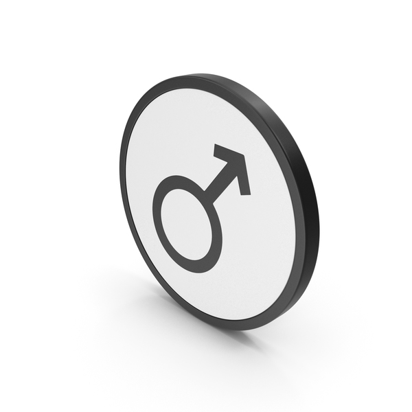 Symbol: Icon Male PNG & PSD Images