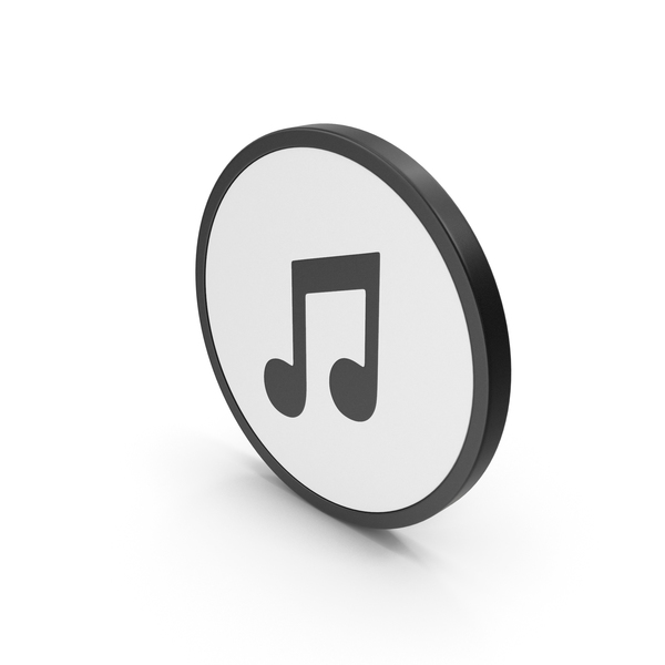 Musical: Icon Music Note PNG & PSD Images