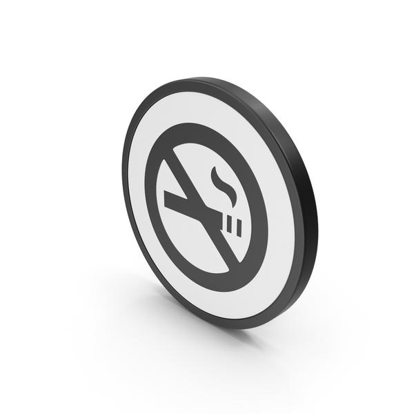 Logo: Icon No Smoking PNG & PSD Images