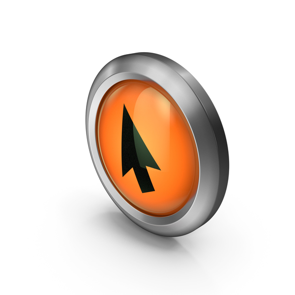Icon Orange Arrow PNG & PSD Images