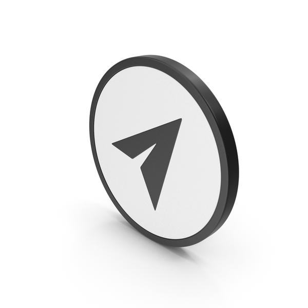 Computer: Icon Paper Plane PNG & PSD Images