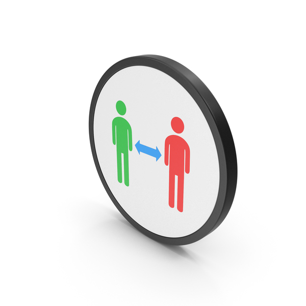 Computer: Icon People Connection Colored PNG & PSD Images