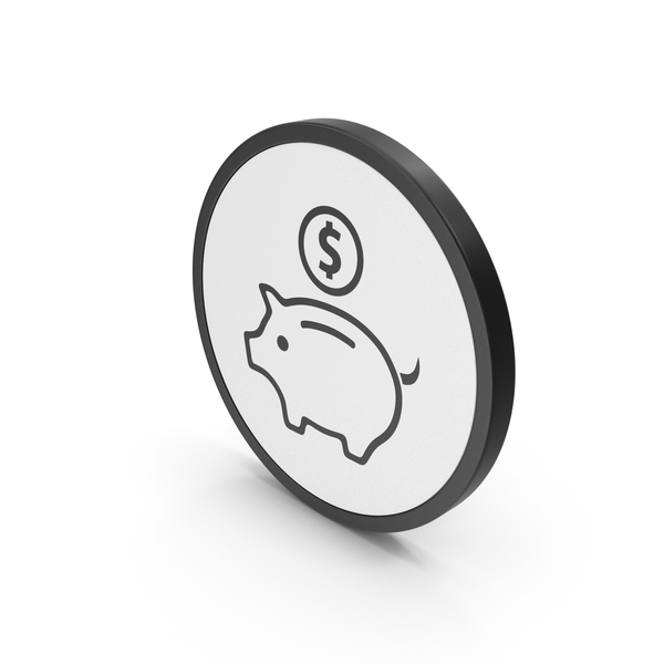 Icon Piggy Bank PNG & PSD Images